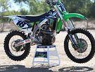 Davi Millsaps Going Green - Motocross Action Magazine