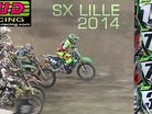 Team Bud Racing Monster Energy: SX LILLE 2014