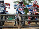 Team France MXON Testing 2015