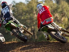 Battle: Austin Forkner & Cameron Mcadoo in 450 A at Mini O's