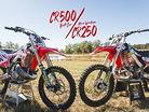 Kevin Windham CR250 - Brett Cue CR500