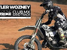 Tyler Wozney Rides 125cc on Club MX Sand Track | Tale Of The 2 Stroke - Episode 1