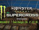 Animated Track Map: San Diego 2