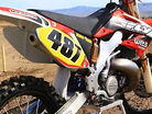 RAW: Pro Circuit Honda CR500 Two-Stroke