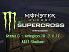 Animated Track Map: Arlington SX