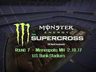 Animated Track Map: Minneapolis SX