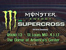 Animated Track Map: St. Louis SX