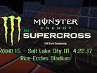 Animated Track Map: Salt Lake City SX