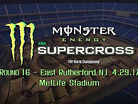 Animated Track Map: East Rutherford SX