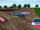 Animated Track Map: Muddy Creek MX