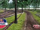 Animated Track Map: Southwick MX