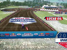 Animated Track Map: Unadilla MX