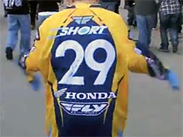 Andrew Short - Jacksonville SX