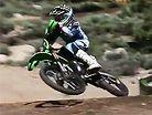 Monster Energy Kawasaki Team Green at Mammoth MX