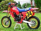 BBR 1983 WORKS HONDA CR60