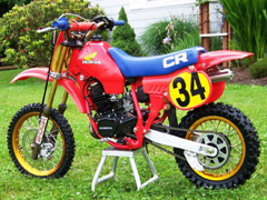 BBR 1983 WORKS HONDA CR60