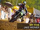 My Five: Jake Weimer