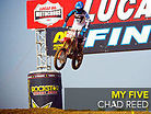 My Five: Chad Reed
