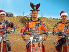 Merry Christmas from the Red Bull/KTM Factory Racing Team