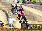 My Five: Eli Tomac