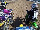 MXPTV: Elizabeth City Loretta Lynn Area Qualifier Helmet Cam Videos