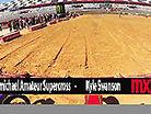 MXPTV: Helmet Cam - Kyle Swanson - Monster Energy Ricky Carmichael Daytona Amateur SX