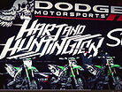"Hart and Huntington ""Ink Rock Moto"" Series Premiere Featuring Carey Hart"