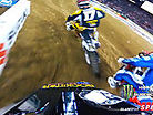 GoPro HD: Seattle Main Event Action Monster Energy SX 2012