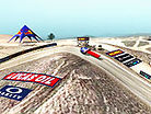Hangtown Motocross Track Map: Dynamic View