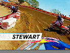 GoPro HD: James Stewart Moto 1 - Hangtown MX Lucas Oil Pro Motocross Championship 2012