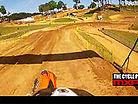 MXPTV: Helmet Cam - Tony Archer - Budds Creek Press Day