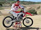 2013 CRF 450R - Behind the scenes - The Making of The Video