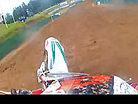 An on-board lap of Kegums, Latvia with Honda World Motocross rider Rui Gonçalves