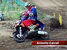 Everts And Friends 2012: Antonio Cairoli Really Fast On A Moped