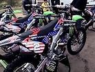 Motocross Of Nations 2012 - Ft Baggett Paulin Searle - Kawasaki Racing