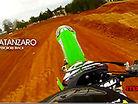 Helmet Cam: AJ Catanzaro - Club MX Supercross Track (MXPTV)