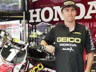 Five Questions with GEICO Honda's Eli Tomac