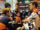 Ryan Dungey - St. Louis SX Post Race Interview
