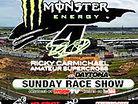 Sunday Race Show - Monster Energy Ricky Carmichael Amateur SX Championship (MXPTV)