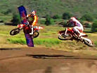 Head-to-Head MX Rhythm Section Race - Red Bull Straight Rhythm