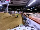 GoPro HD: Mike McDade VS Tyler Bowers One on One 2014 AMSOIL Arenacross Baltimore