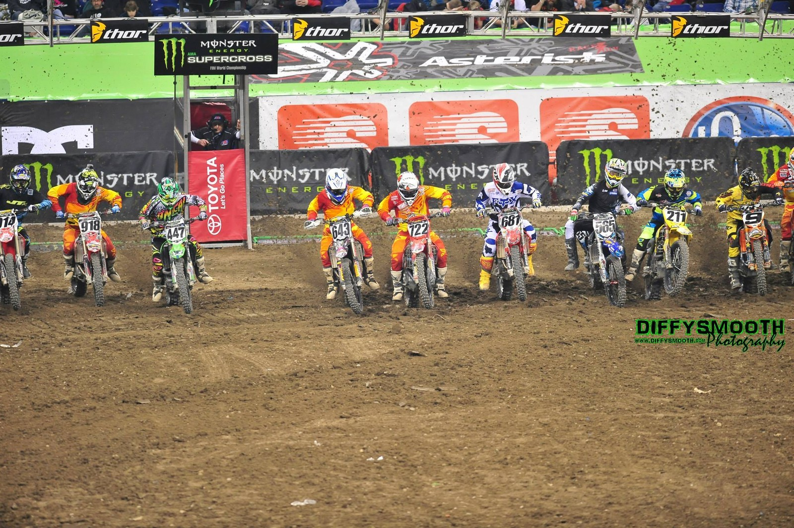 Tedesco & Tapia - DiffySmooth - Motocross Pictures - Vital MX