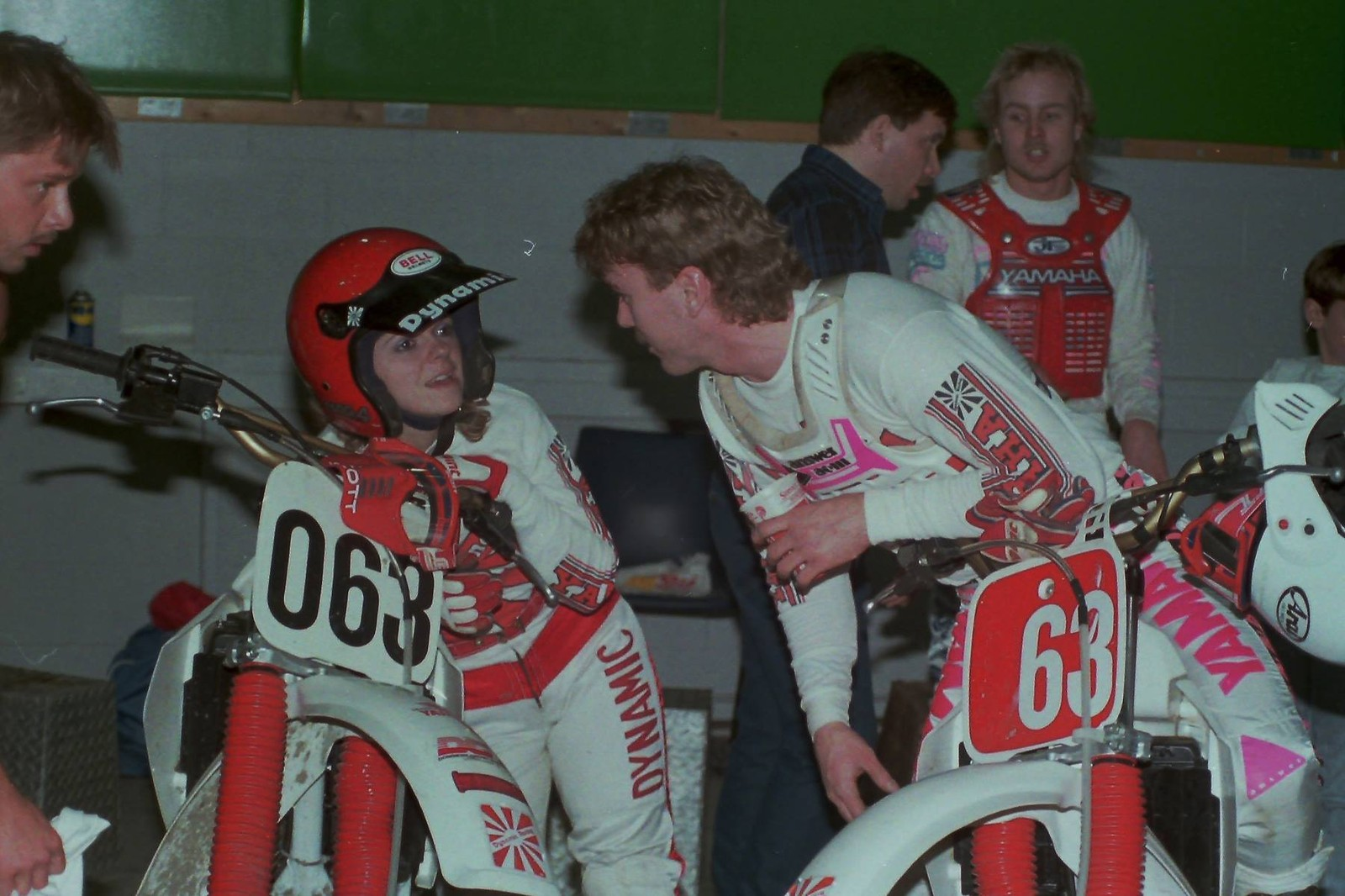 Bobby and Lisa - DiffySmooth - Motocross Pictures - Vital MX