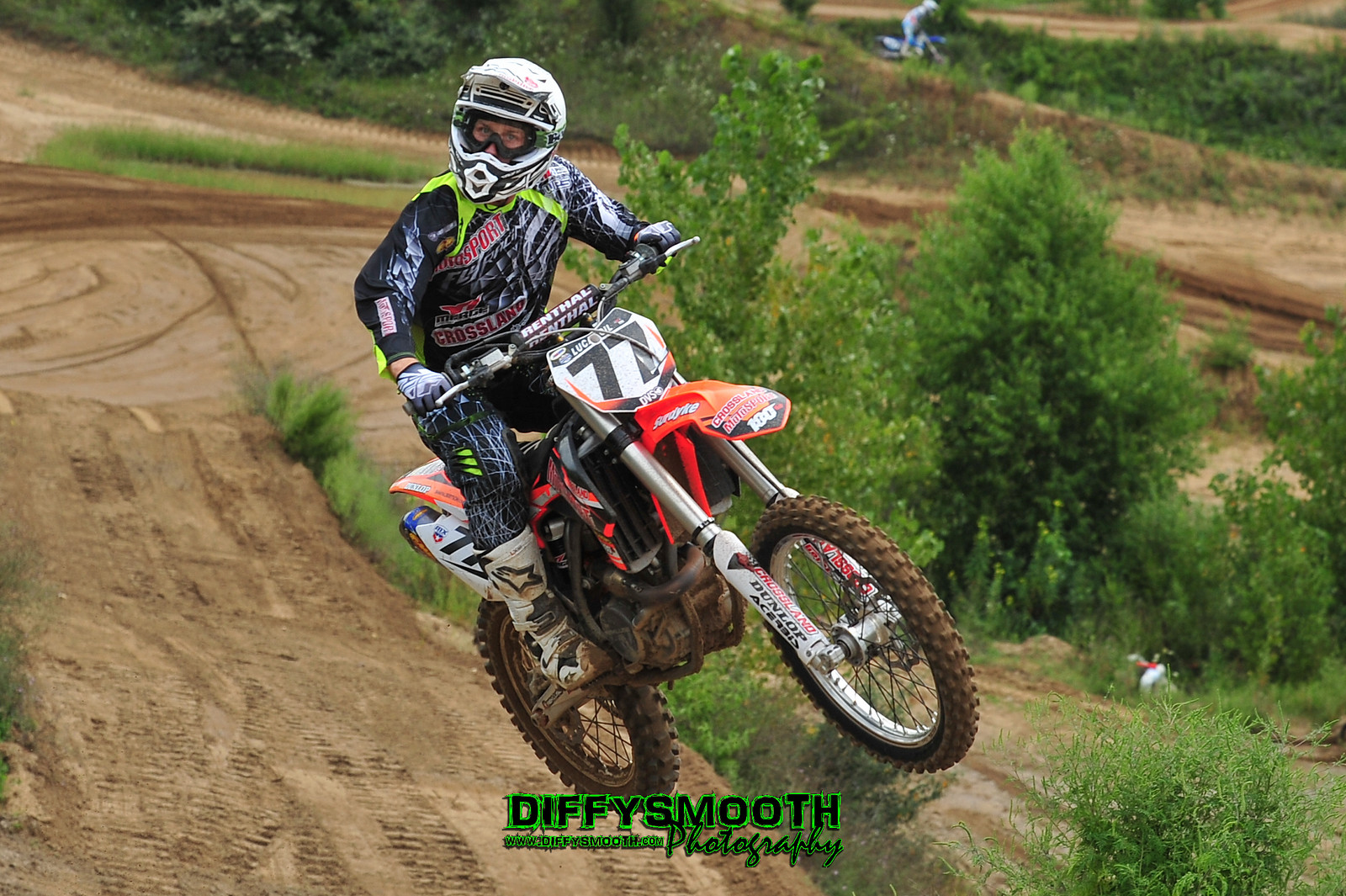Jimmy Albertson - DiffySmooth - Motocross Pictures - Vital MX