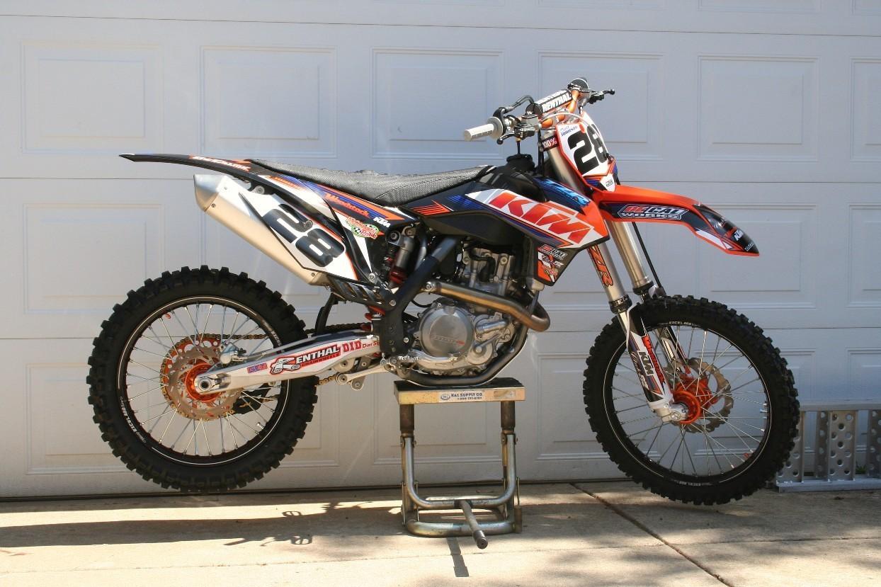 2014 KTM 450 sxf - Cadpro18 - Motocross Pictures - Vital MX