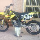 Suzuki rm 125 2004  Cesar 28