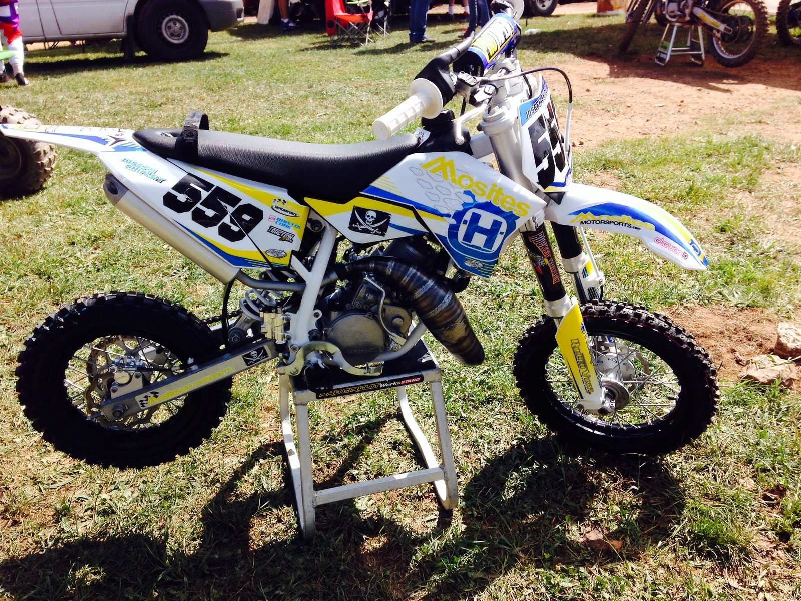 Husqvarna TC 50 - sship103's Bike Check