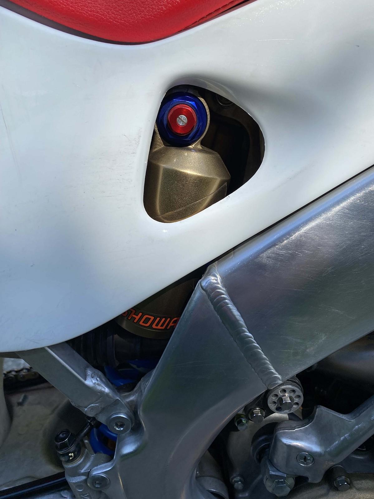 Rear SHOWA  - Debegio - Motocross Pictures - Vital MX