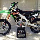 2014 KX250F