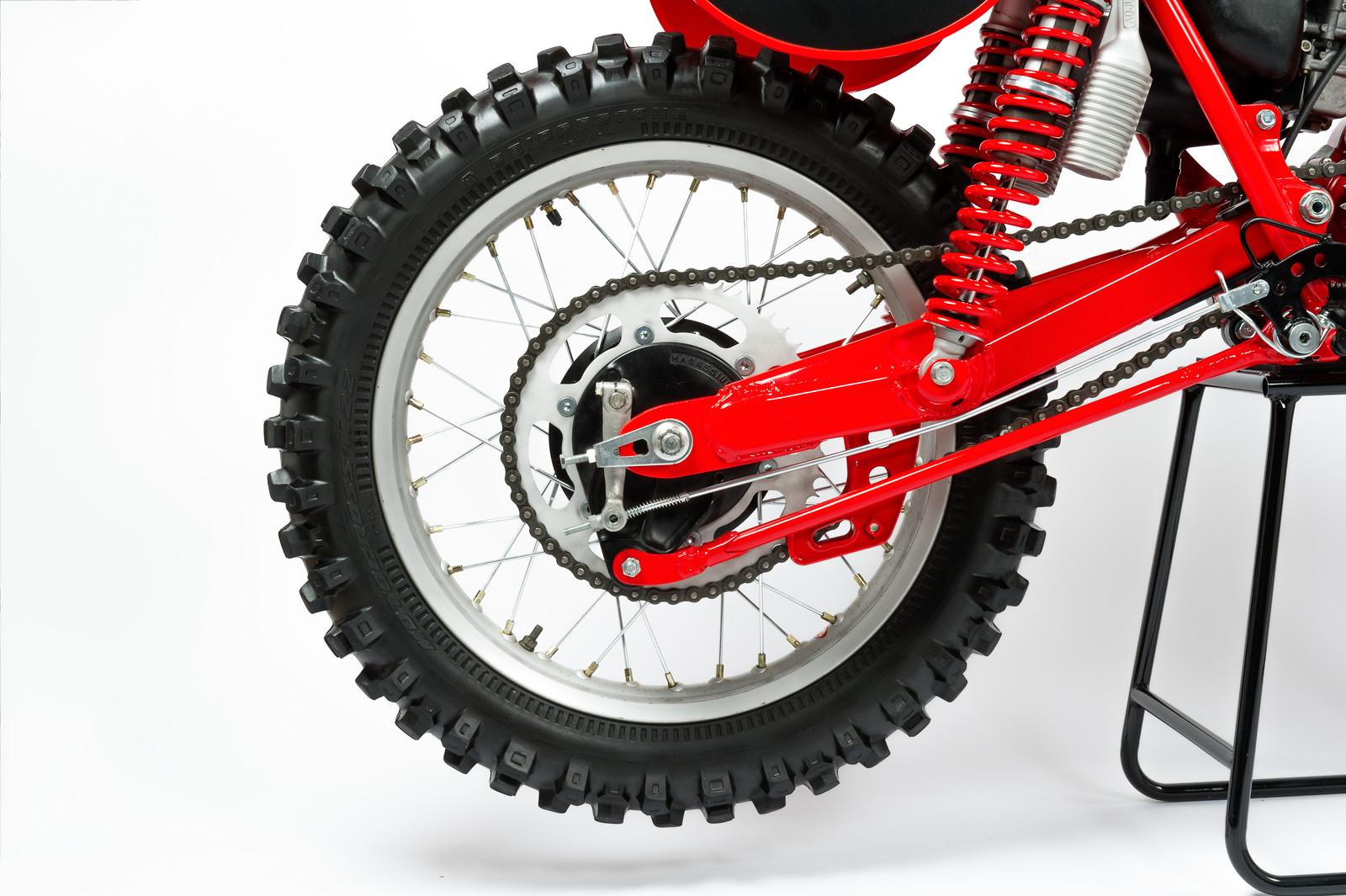 1980 Honda Cr125r Elsinore Vintagehondanls Bike Check Vital Mx Dirt 125 Related